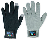 hi-tech bluetooth gloves