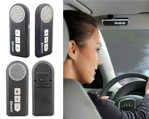Bluetooth handsfree for car