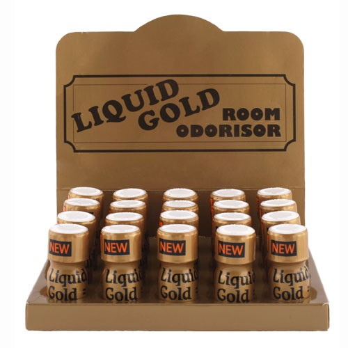 Poppers Pack 20x - Liquid Gold